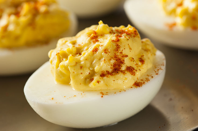 Country Deviled Eggs Recipe